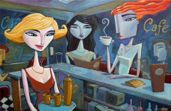 woaneveninginthecafe60x90.jpg
